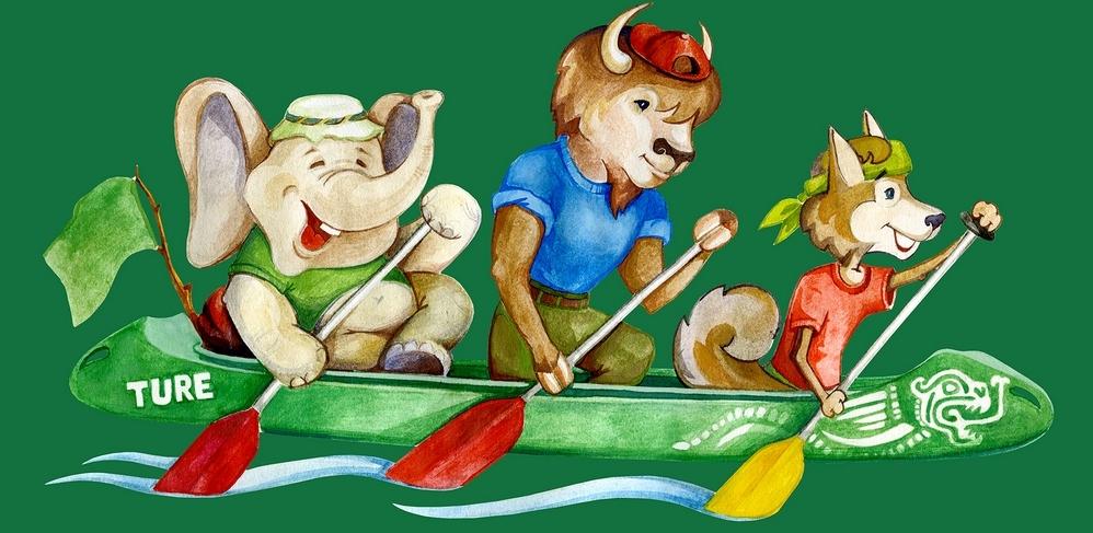 three in the canoe_draw_resized