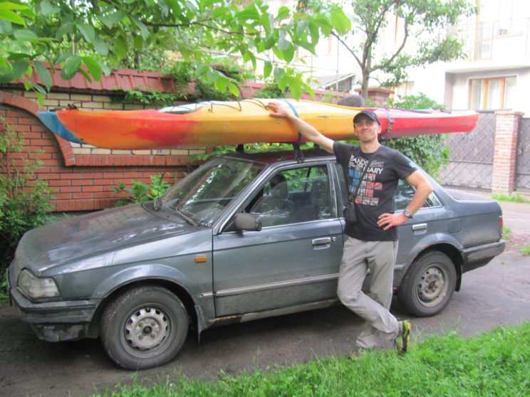 Звіт про експедицію до витоків Дністра