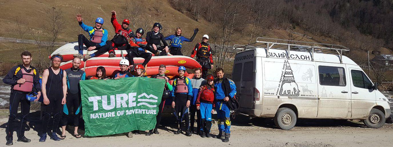 Кілька історій з життя Safety-Kayaker (каякер-рятувальник)